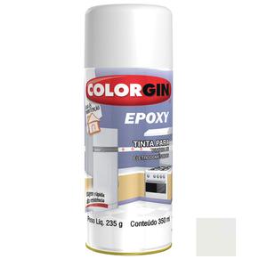 Tinta spray ep xy colorgin brilhante branca 350ml leroy - Epoxi leroy merlin ...