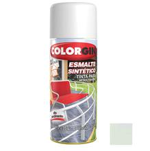 Tinta Spray Esmalte Sintético Colorgin Alto Brilho Gelo 350ml