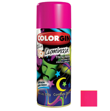 Tinta Spray Luminosa Colorgin Fosco Maravilha 350ml