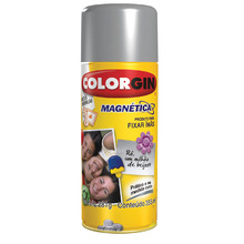 Tinta Spray Magnética Colorgin Incolor 350 ml
