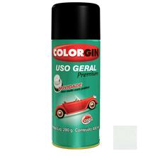Tinta Spray Uso Geral Colorgin Branco Rápido 400ml