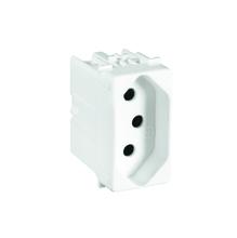 Tomada de Energia 20A 250V Branco S19 Simon