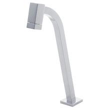 Torneira Convencional para Banheiro Mesa Bica Fixa Alta Cromado Basic Plus B5001CBCRB Celite