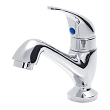 Torneira Convencional para Banheiro Mesa Bica Baixa Cromado Rumba TA9023 Sensea