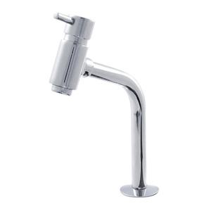 Torneira Convencional para Banheiro Mesa Bica Fixa Alta Cromado Bello 5194055 Romar