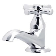 Torneira Convencional para Banheiro Mesa  Bica Baixa Cromado Estrela C23 263 Meber