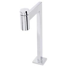 Torneira Convencional para Banheiro Mesa Bica Fixa Alta Cromado Link Quadratta 1198CLNQ Deca