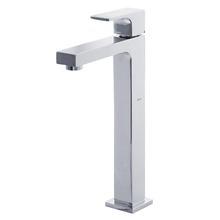 Torneira Convencional para Banheiro Mesa Bica Fixa Alta Cromado Unic 1189C90 Deca