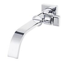Torneira Convencional para Banheiro Parede Cromado 1198C STR 1178C33 Deca