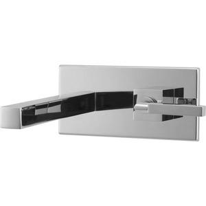 Torneira Convencional para Banheiro Parede  Cromado Quadratta 1179C83 Deca