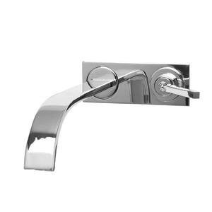 Torneira Convencional para Banheiro Parede  Cromado Stick 1179C84 Deca
