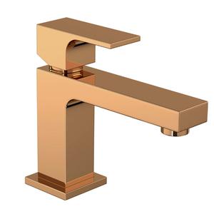 Torneira Monocomando para Pia de Banheiro Bica Baixa Red Gold Unic Deca
