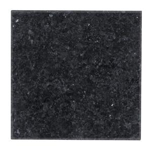 Tozeto granito brilhante preto s o gabriel 7x7cm forti for Encimeras granito leroy merlin