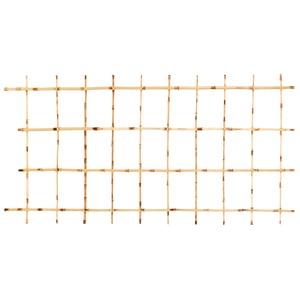 Treli a para jardim vertical bambu 160x80cm leroy merlin - Canas de bambu decorativas leroy merlin ...
