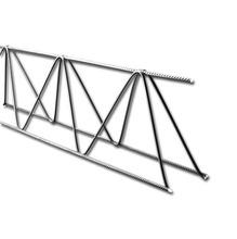 Treliça Gerdau TG8L Aço CA-60 Nervurado 6x4,2x4,2mmx8m 60 unidades