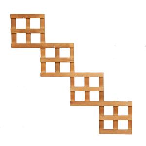 Treliça para Jardim Vertical Madeira 180x90cm