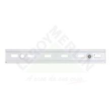Trilho Aço Branco 15x3,8cm Ordenare