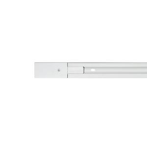 Trilho Eletrificado para Spot New Line Alumínio Branco 1m