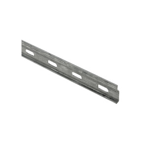 Trilho para Móveis 2000mm até 150kg Aço Prata Hettich