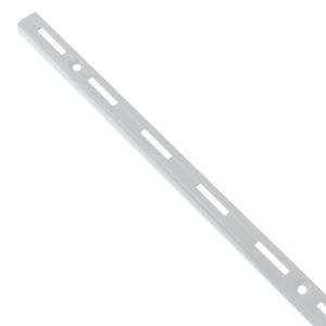 Trilho para Prateleira Aço Utilfer  30x1,50cm Branco