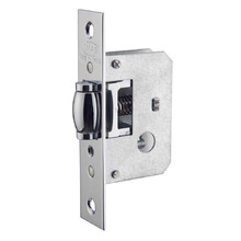 Trinco para Portas Pivotante Trinco Rolete 40mm Latão Fosco 1550 Imab