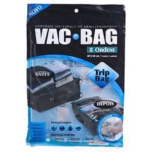 Trip Bag em Plástico para Mala 60x40cm Ordene