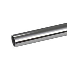 Tubo Circular Alumínio Anodizado 2mx16cm