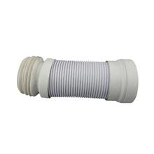 Tubo de Despejo Flexível para Saída de Vaso Sanitário de 29cm a 59cm
