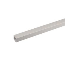 Tubo Quadrado Alumínio Anodizado 1mx30cm