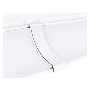 União Rígido de PVC 1,3x2,5cm Confibra