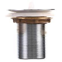 Válvula para Tanque Cromado Latão 7,7cm Deca