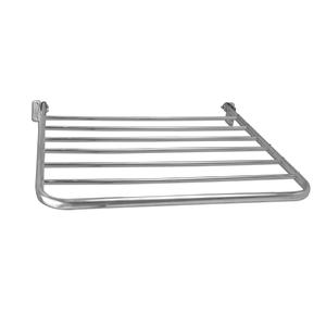 Varal Articulado 6 Varetas Extra 80x60 em Alumínio Jrau