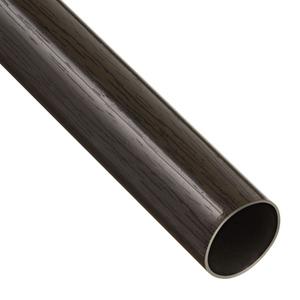 Varão Aço Revestido Imbuia 1,50m 19mm Santone