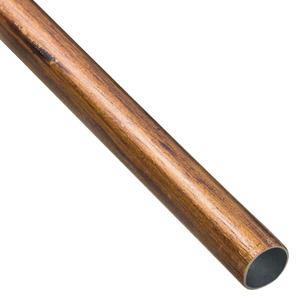 Varão Aço Revestido Ouro Velho 3m 19mm Santone