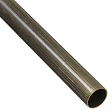 Varão Alumínio 3,00m Ouro Velho Diâmetro 19mm