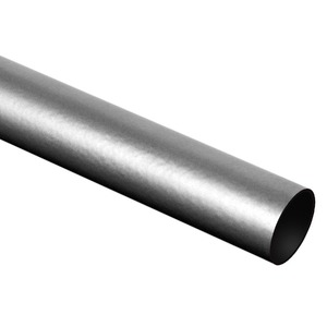 Varão Alumínio Fosco Titânio Plus 3,00m Couselo