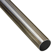 Varão Alumínio Ouro Velho 1,50m 19mm DeVictor