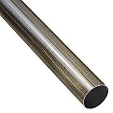 Varão Alumínio Ouro Velho 3m 28mm DeVictor