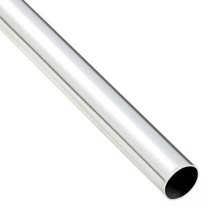 Varão Alumínio Prata 1,50m 19mm Couselo