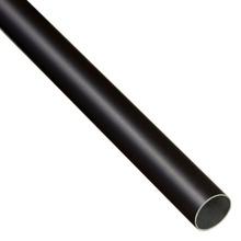Varão Alumínio Preto 2m 19mm Couselo