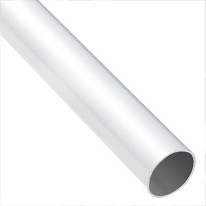 Varão Alumínio Titânio 2m 28mm DeVictor
