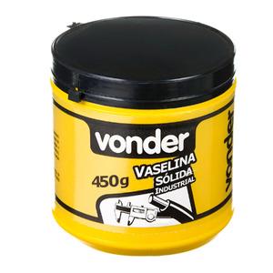Vaselina Sólida Industrial Pote 450G