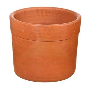 Vaso cer mica beg nia terracota grande leroy merlin - Ceramica leroy merlin ...