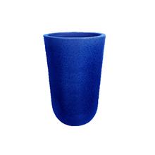 Vaso Cerâmica Americano Azul Médio