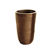 Vaso Cerâmica Americano Cobre Grande