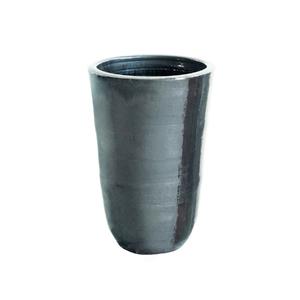 Vaso Cerâmica Americano Cromo Grande