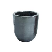 Vaso Cerâmica Americano Cromo Médio
