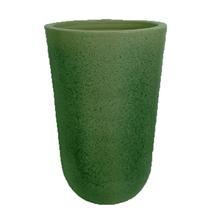 Vaso Cerâmica Americano Verde Extra Grande