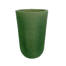 Vaso Cerâmica Americano Verde Grande