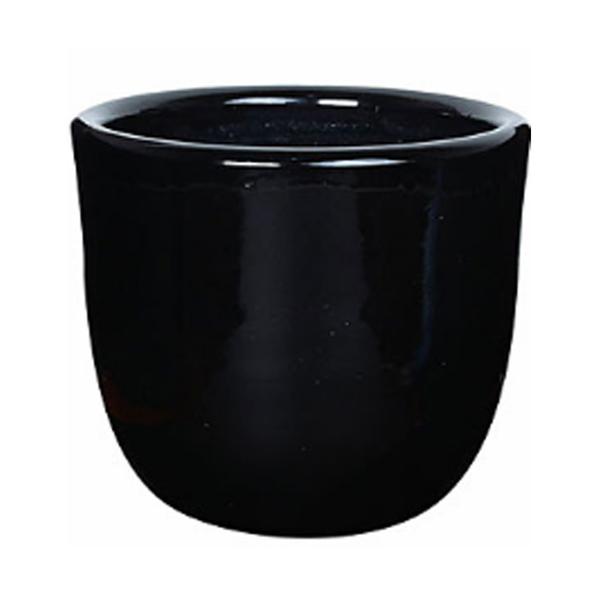 Vaso cer mica bag preto grande leroy merlin - Ceramica leroy merlin ...